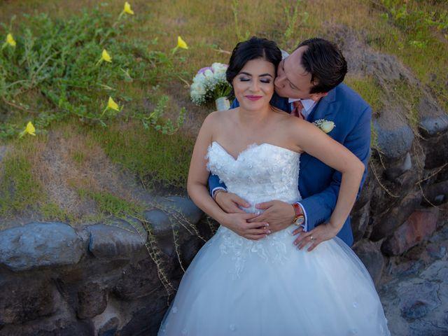 La boda de Miriam y Fernando