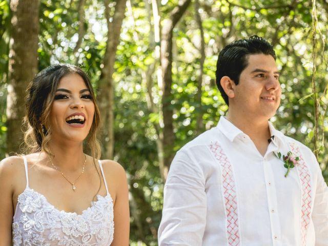 La boda de Anel y Fernando