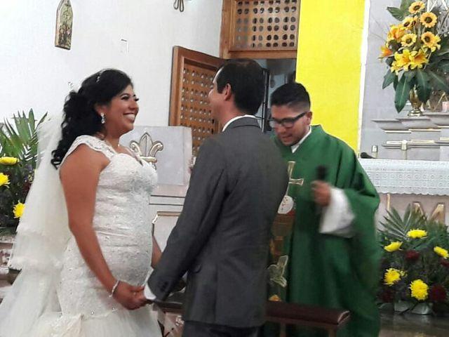 La boda de Ruth y Saúl