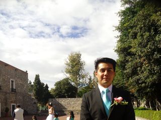 La boda de María Guadalupe  y  Carlos Alberto 1
