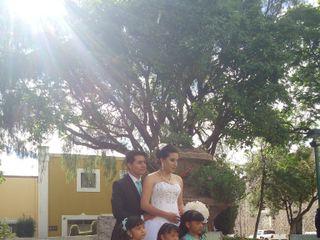 La boda de María Guadalupe  y  Carlos Alberto 2