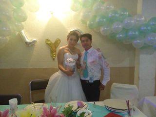 La boda de María Guadalupe  y  Carlos Alberto 3