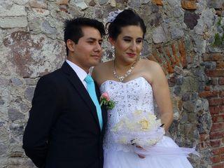La boda de María Guadalupe  y  Carlos Alberto