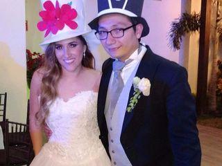 La boda de Araceli y Gabriel