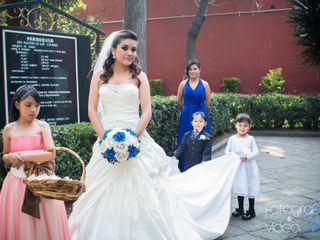 La boda de Itzia y Luis Eduardo 3