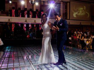 La boda de Óscar Daniel y Diana Elizabeth