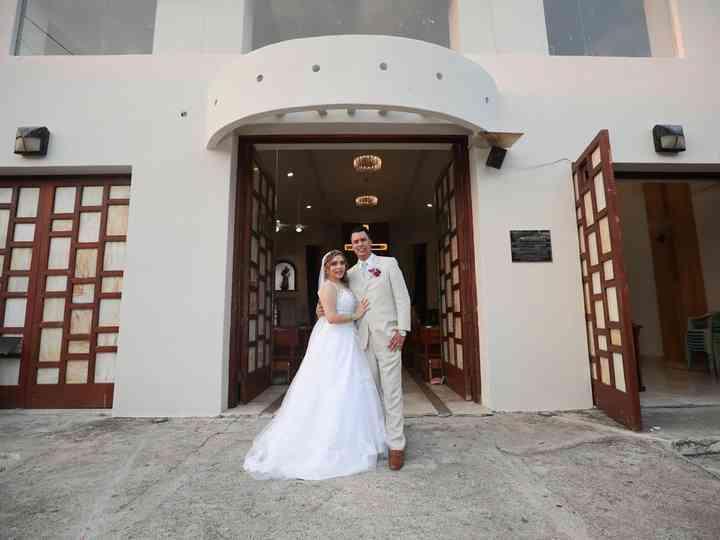La boda de Karla Priscila  y Jesus