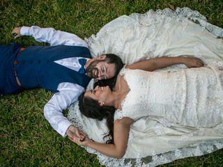 La boda de Ana y Michael