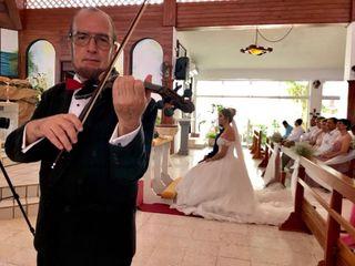 La boda de Giselle y Jose 2