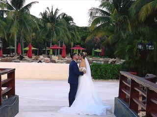 La boda de Giselle y Jose 3