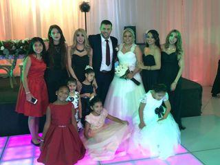 La boda de Bety  y Carlos  2