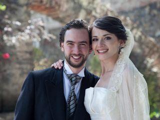 La boda de Teresa y José