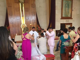 La boda de Karla Priscila  y Jesus  3