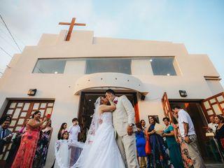 La boda de Karla Priscila  y Jesus  2