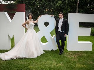 La boda de Myrna y Eduardo
