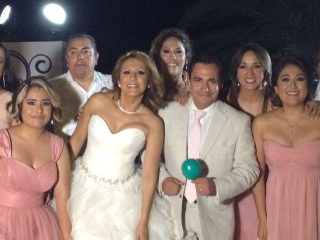 La boda de Lety y Juan