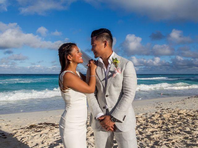 La boda de Fritzi y Richard