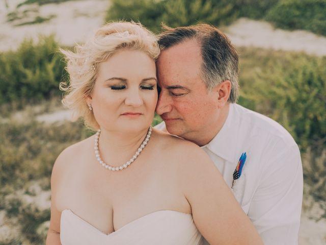 La boda de Christina y Chris