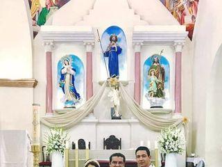 La boda de Karina y Fernando 1