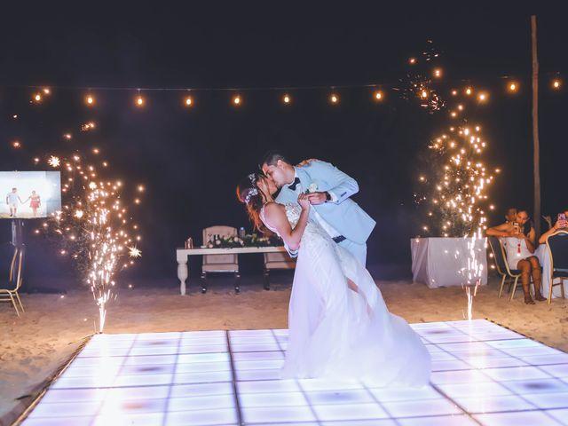 La boda de Samantha y Abdias