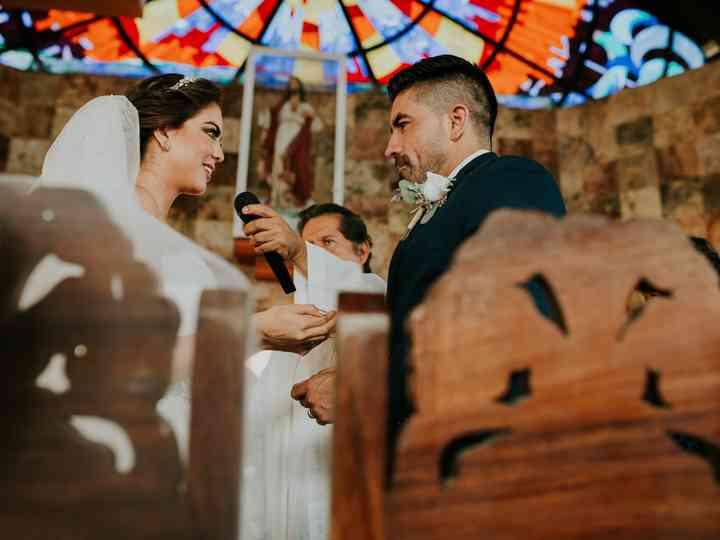 La boda de Ana Karen y José Luis