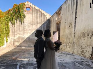 La boda de Marcela y John 3