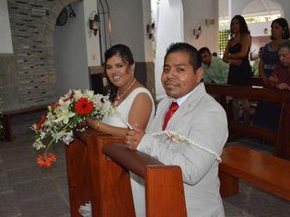 La boda de Maricela y Pedro 1