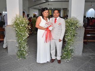 La boda de Maricela y Pedro