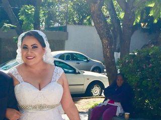 La boda de Lorena  y Andrés 1