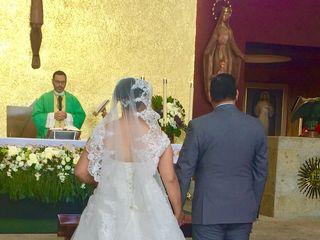La boda de Lorena  y Andrés 2