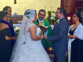 La boda de Lorena  y Andrés 3