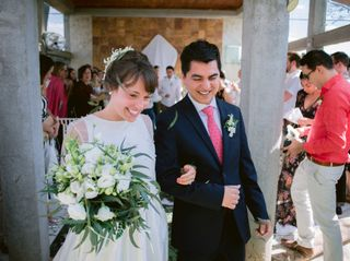La boda de Hannah y Aldo