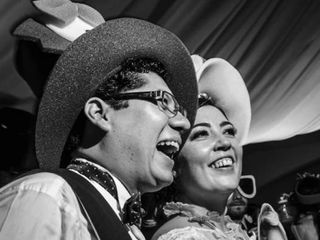 La boda de Mariana Fabregas Santos y Eder Cárdenas Castellanos 2