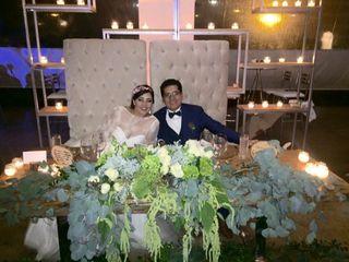 La boda de Mariana Fabregas Santos y Eder Cárdenas Castellanos
