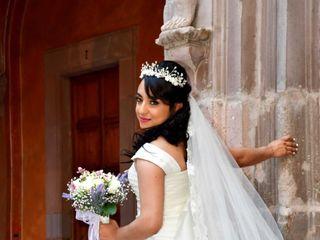 La boda de Guadalupe y René 1