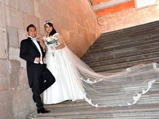 La boda de Guadalupe y René 3