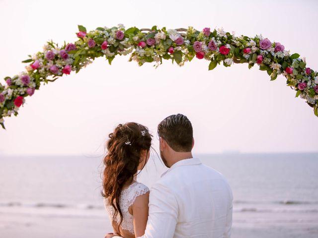 La boda de Ara y Aldo