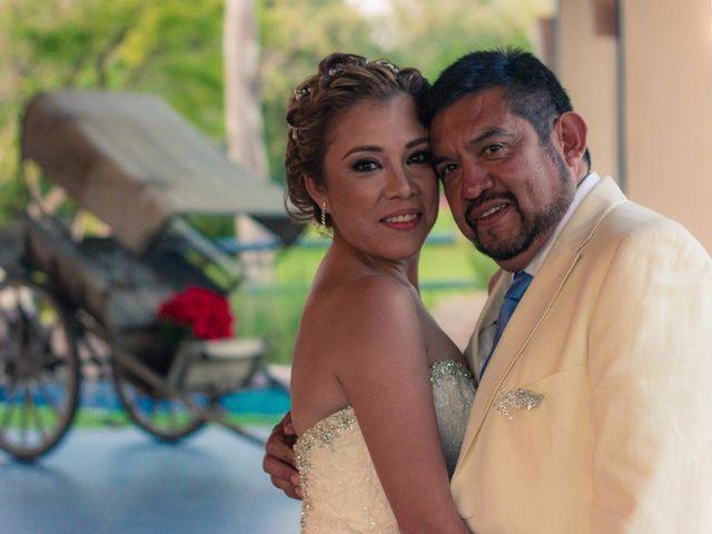 La boda de Xochitl y Enrique