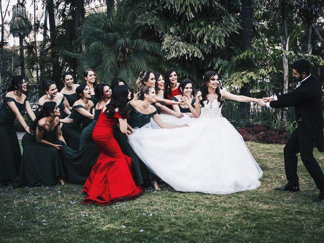 La boda de Jesús y Paloma en Guadalajara, Jalisco 2