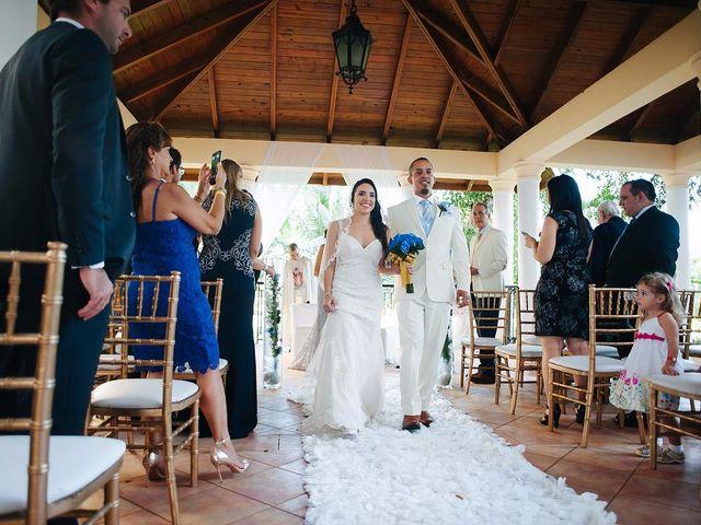 La boda de Karina y Daniel