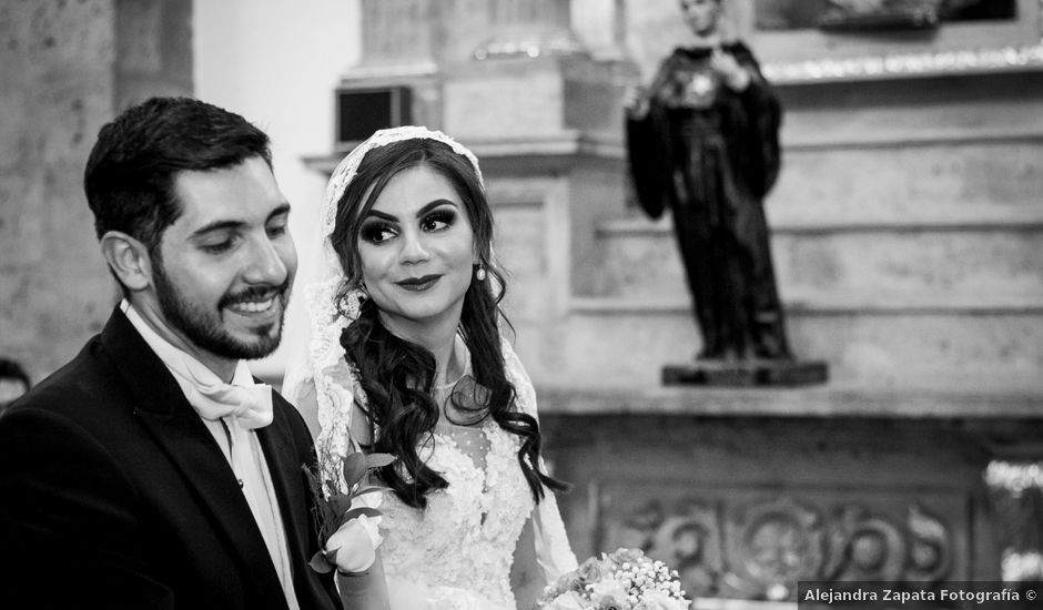 La boda de Jesús y Paloma en Guadalajara, Jalisco