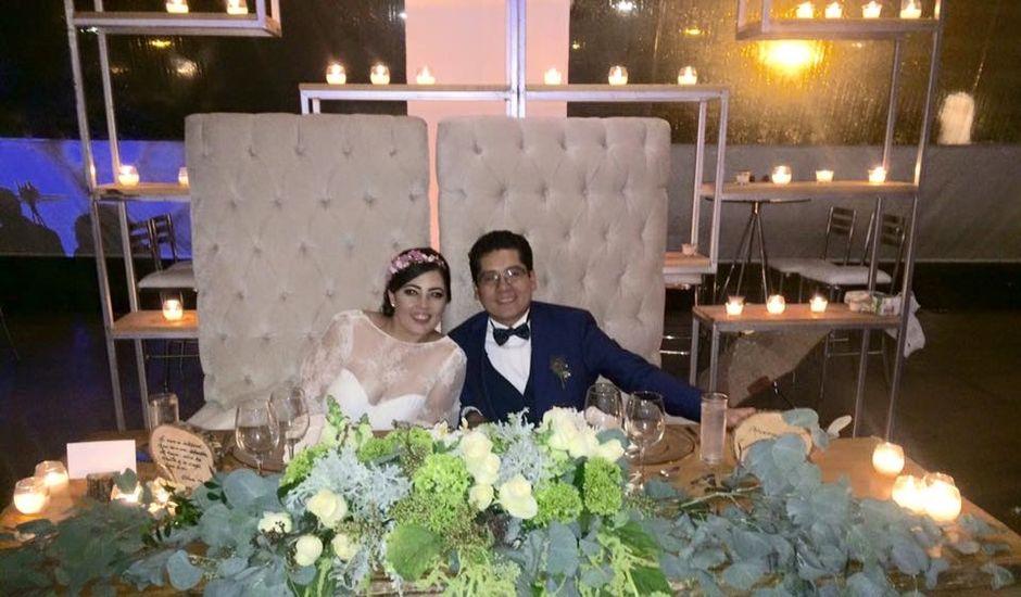 La boda de Eder Cárdenas Castellanos y Mariana Fabregas Santos en Tlaquepaque, Jalisco