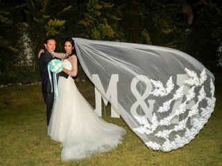 La boda de Mayra y Allan