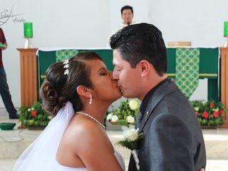 La boda de Janice y Christopher