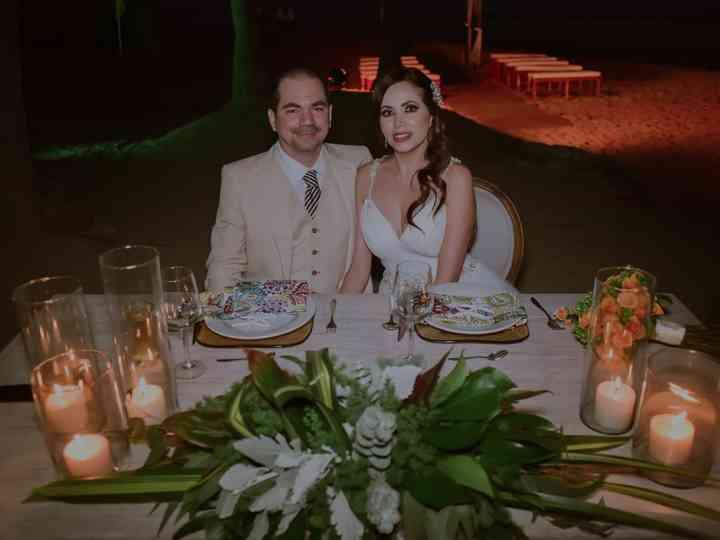 La boda de Nadia y Juan Carlos