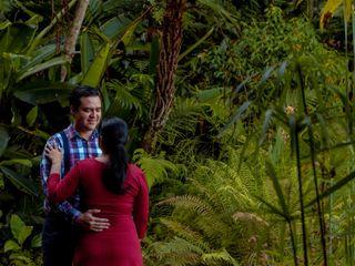 La boda de Ingrid y Javier 2