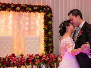 La boda de Ingrid y Javier