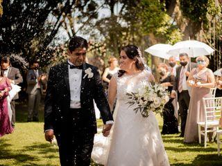 La boda de Karen y Omar