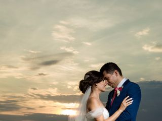 La boda de Vanessa y jhonatan 3