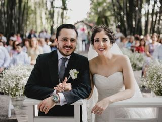La boda de Fernanda y Cesar